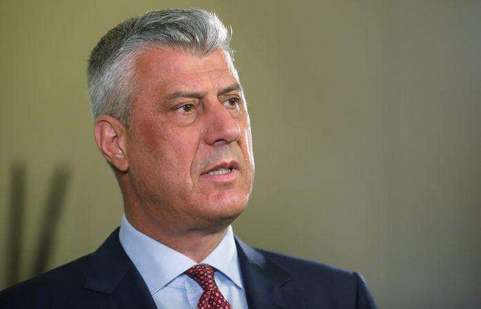 Президента Косова обвинили всотне убийств