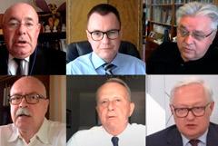 Примаковские чтения: США в воронке кризисов