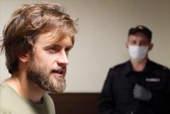 Мосгорсуд признал законным арест Верзилова на 15 суток за брань на улице