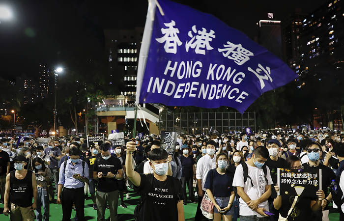 США из-за Гонконга ввели визовые санкции против китайских чиновников