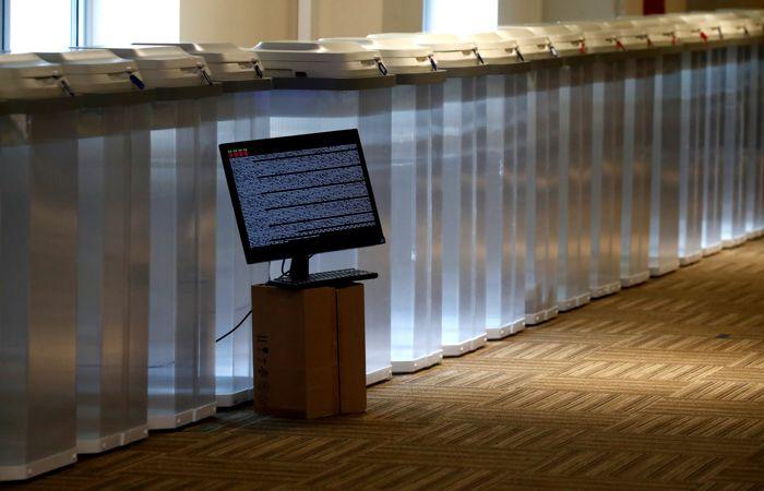 На систему электронного голосования по Конституции совершена попытка атаки