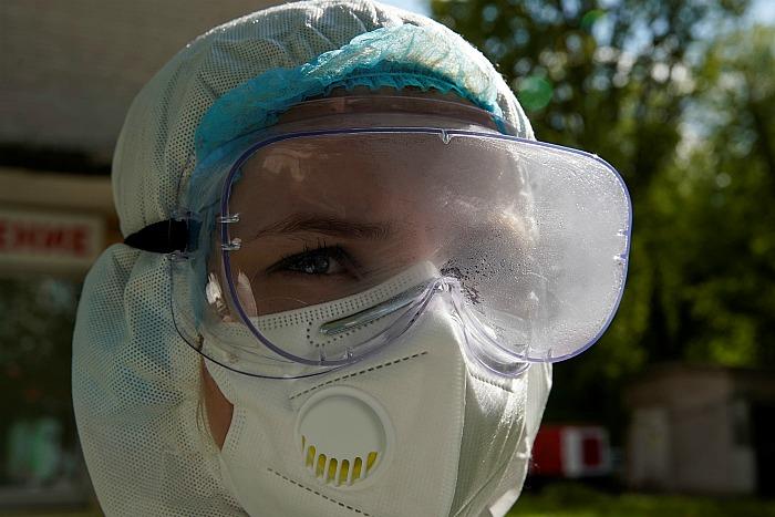 В России за сутки выявлен 6 791 новый случай коронавируса