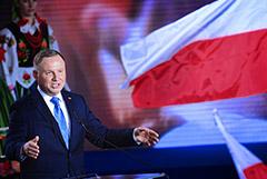 Действующий президент Польши прошел во второй тур выборов