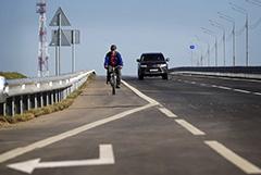 Запущено движение по участку ЦКАД от Можайского до Новорижского шоссе