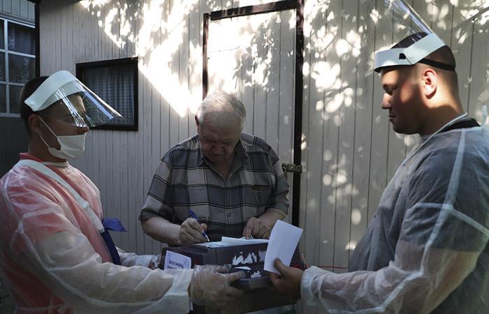 Режим самоизоляции для пожилых людей сохранен в Подмосковье до 12 июля