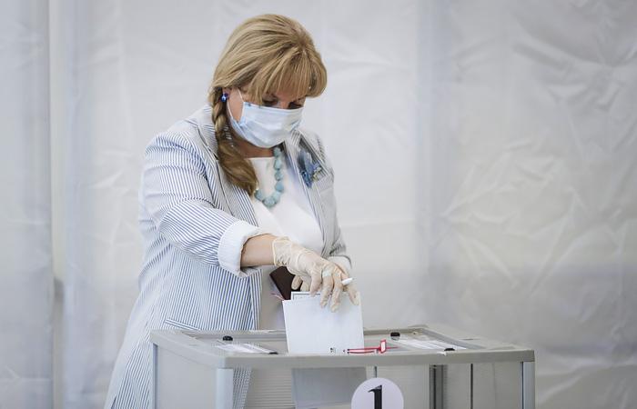 Памфилова сообщила об отсутствии серьезных жалоб в ходе голосования по Конституции