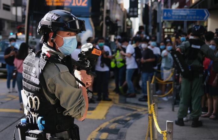 Закон о национальной безопасности Гонконга принят в Пекине
