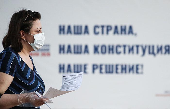 Чукотка первой из российских регионов завершила подсчет голосов по поправкам