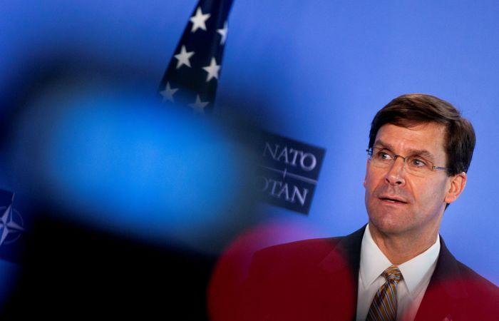 Глава Пентагона заявил об отсутствии доказательств сговора РФ и талибов