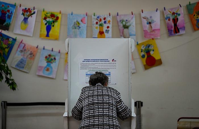 Мосгоризбирком объяснил наличие умерших в списках для голосования