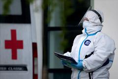 В России коронавирус диагностировали еще у 6760 человек
