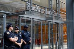 NYT назвала посредника при предполагаемых контактах талибов с РФ