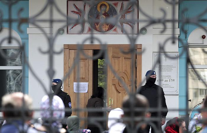 Церковный суд лишил сана схиигумена Сергия, проклявшего закрывающих храмы