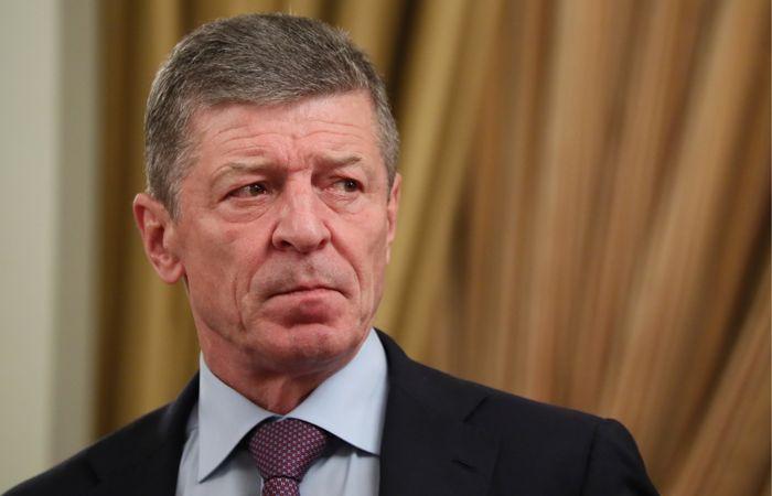 """Козак констатировал отсутствие """"прорыва"""" на переговорах """"нормандской четверки"""""""