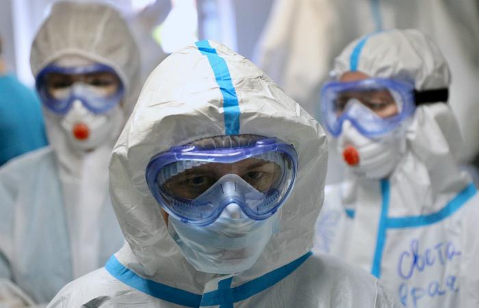 В России коронавирусом заразились еще 6 736 человек