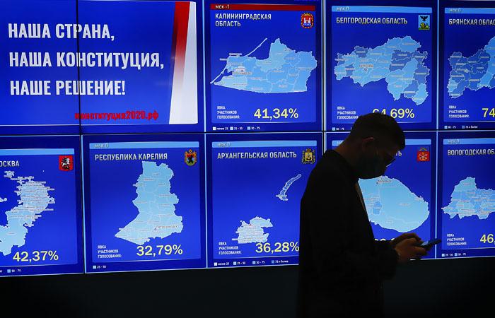 В мэрии Москвы предложили ввести возможность проверять свой голос при онлайн-голосовании