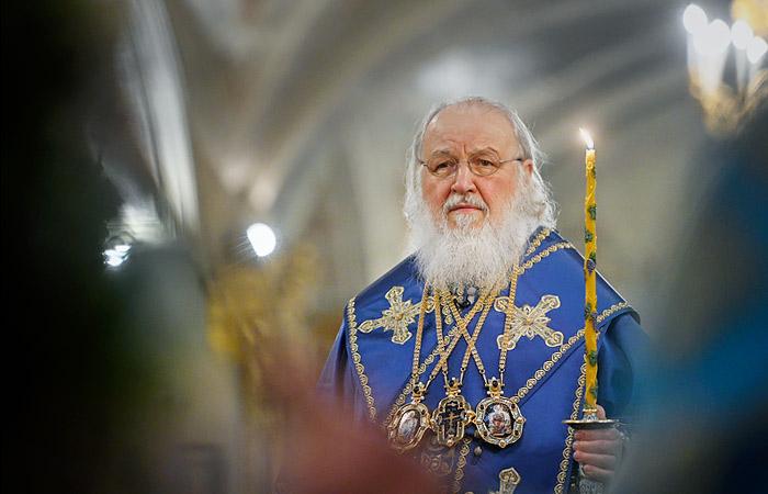Патриарх Кирилл выступил против превращения собора Святой Софии в мечеть