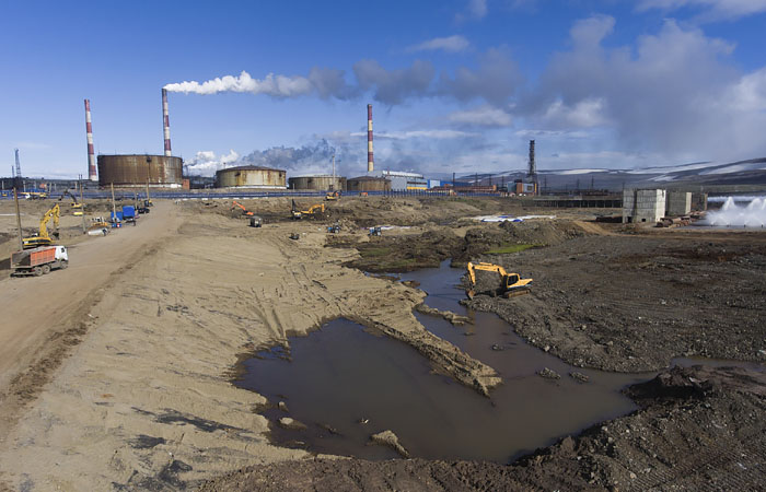 Росприроднадзор оценил ущерб экологии от аварии в Норильске в 148,2 млрд рублей