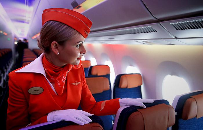 """Гендиректор """"Аэрофлота"""" пообещал пассажирам нормальную рассадку в самолетах"""