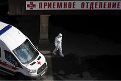 В России зарегистрировано 6368 новых заболевших коронавирусом