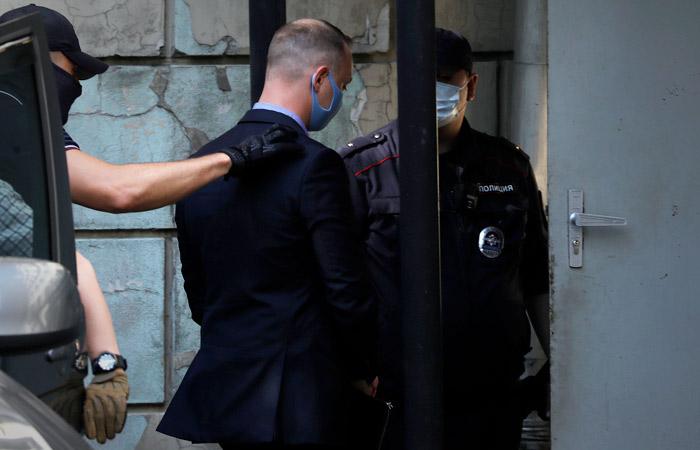 """Советник главы """"Роскосмоса"""" Сафронов на допросе отрицал причастность к госизмене"""