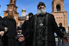 Светский суд оштрафовал мятежного схимонаха на 90 тыс. рублей