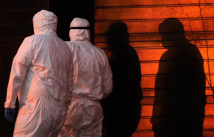 В России коронавирус нашли еще у 6 562 человек
