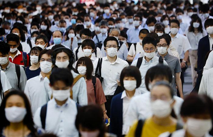 В Токио зафиксировали рекордно высокий прирост новых случаев COVID-19