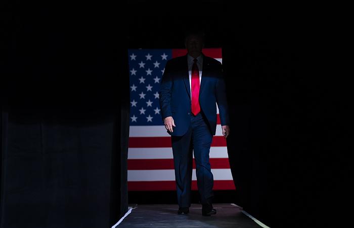 "Медведев счел ""не блестящими"" шансы Трампа на переизбрание президентом"