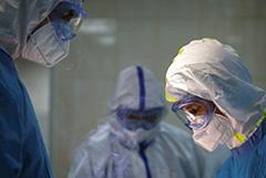 В России зарегистрированы еще  6 509 случаев COVID-19