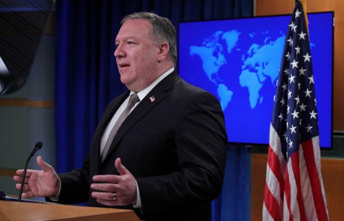 Помпео заявил, что США не согласны с критикой ООН по убийству Сулеймани