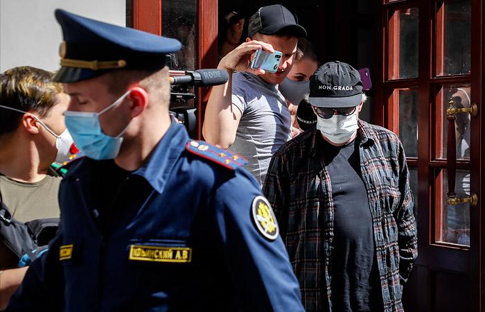 В отношении адвокатов по делу Ефремова завели дисциплинарные дела за нарушение этики
