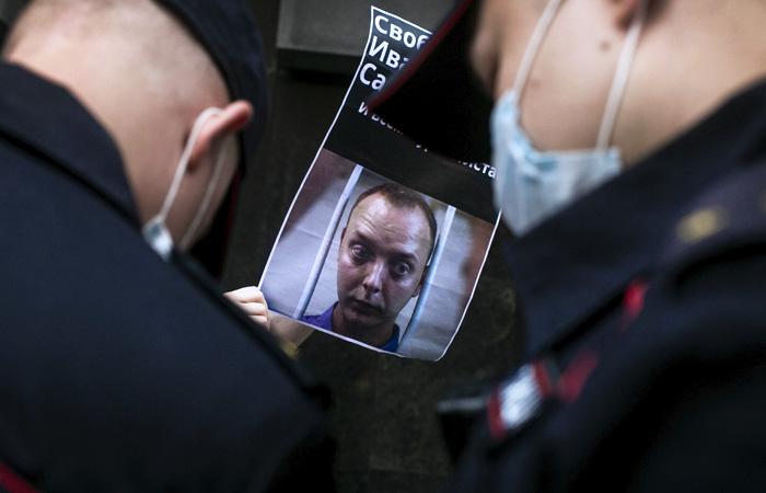 Лефортовский суд не арестовывал имущества Ивана Сафронова