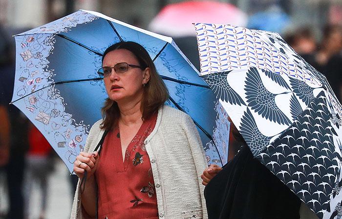 Москвичам пообещали резкое и сильное похолодание