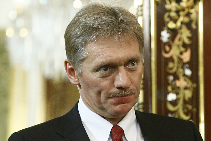 Песков назвал неприемлемыми для Путина слова Зеленского об СССР во Второй мировой войне