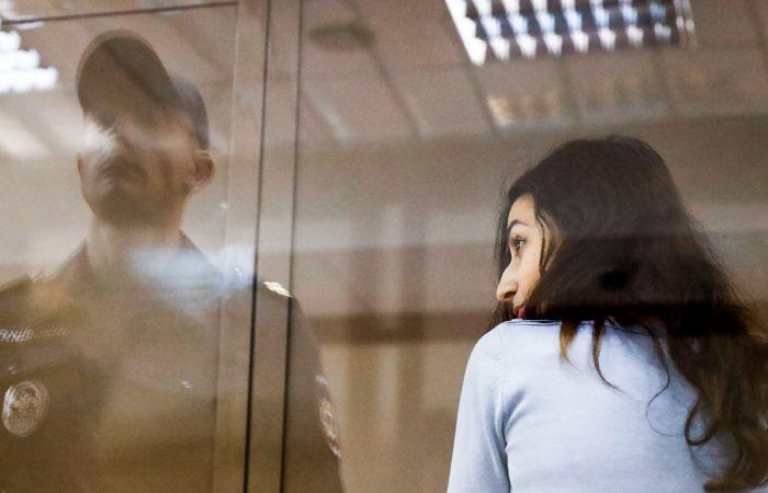 Генпрокуратура утвердила обвинение старшим сестрам Хачатурян