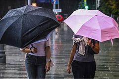 Росгидромет предупредил о сильных дождях и подтоплениях в Московском регионе