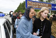 Собчак потребовала возбудить дело из-за нападения в монастыре на Урале
