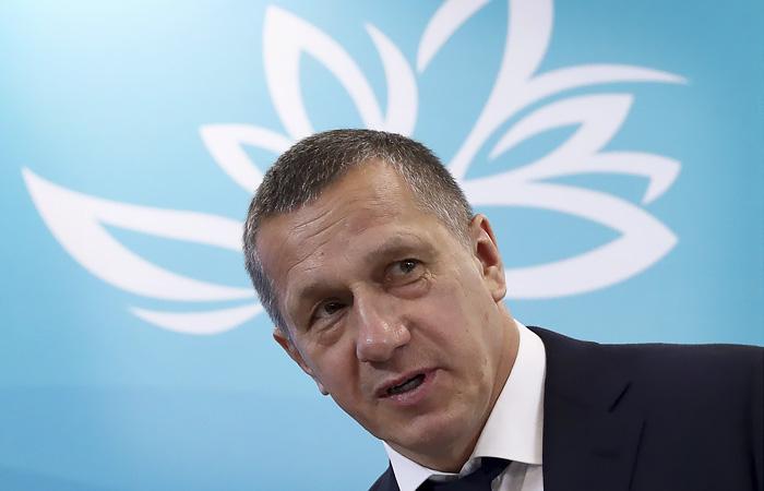 Вице-премьер Юрий Трутнев прибыл в Хабаровский край