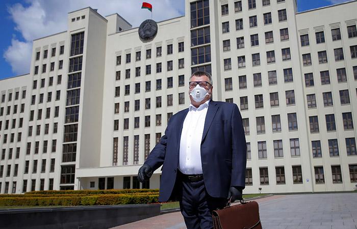 ЦИК Белоруссии отказал Бабарико в регистрации кандидатом в президенты