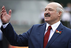 На президентских выборах в Белоруссии зарегистрированы Лукашенко и еще четыре кандидата