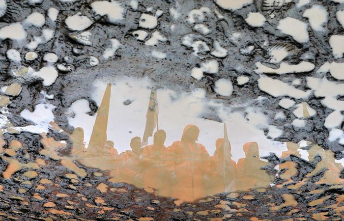 Иностранцам, устроившим погром на объекте Амурского ГПЗ, задолжали 14,4 млн рублей