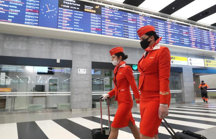 В России отменен карантин для приезжающих из-за рубежа