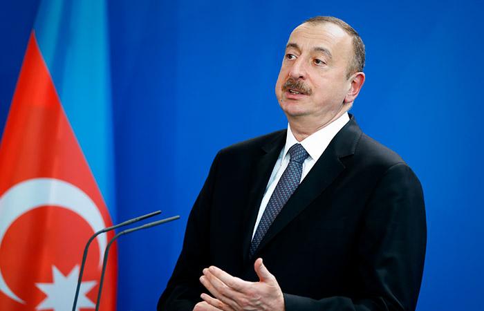 Ильхам Алиев заявил, что Азербайджану нет смысла начинать военный конфликт с Арменией