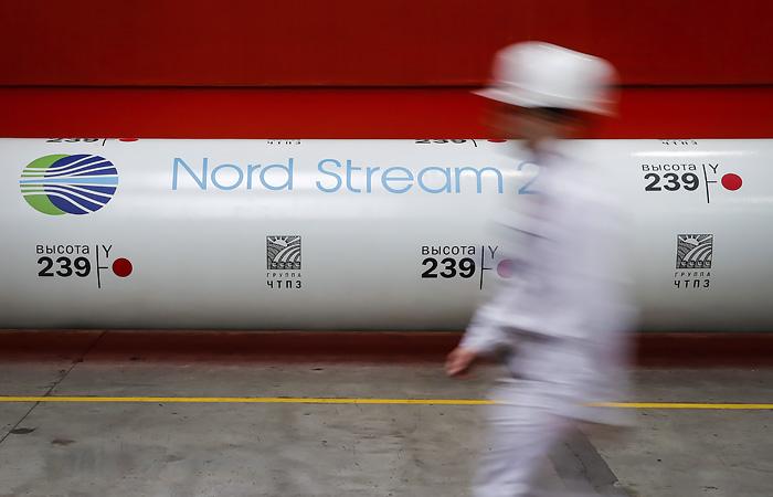 """США введут дополнительные санкции против """"Северного потока 2"""" и """"Турецкого потока"""""""