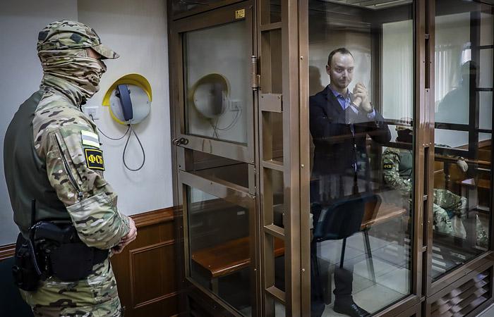 Защитникам Сафронова впервые показали материалы, содержащие гостайну