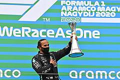 """Льюис Хэмилтон выиграл Гран-при Венгрии """"Формулы-1"""""""
