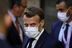 На саммите ЕС Макрон вышел из себя, а трое политиков поругались с премьером Нидерландов