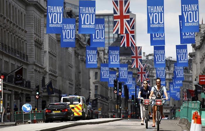 """В Лондоне Великобританию сочли одной из главных целей """"мощных"""" разведслужб РФ"""