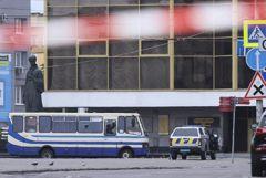 Все заложники в украинском Луцке освобождены